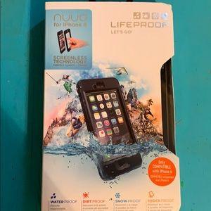 Lifeproof iphone6 case